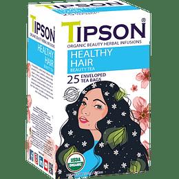 TÉ BEAUTY HEALTHY HAIR 25 bolsitas Tipson