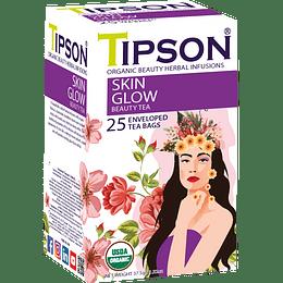 Té Beauty Skin Glow 25 bolsitas Tipson