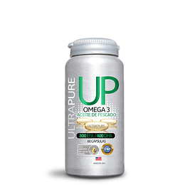 Omega UP UltraPure (60 Cápsulas)