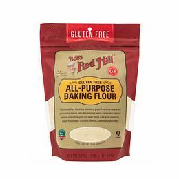 Harina para hornear multiproposito libre de gluten 624g. Bob´s Red Mill