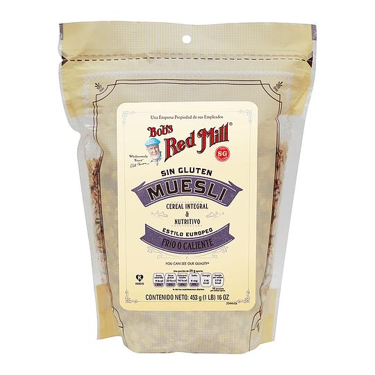 Muesli libre de Gluten 453g, Bob´s Red Mill