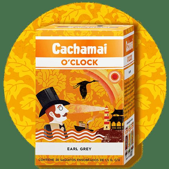 Té Earl Grey sin gluten Bergamota - Cachamai