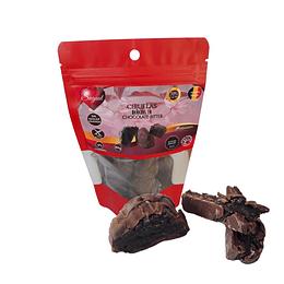 Ciruelas Bañadas en Chocolate Bitter 70% Cacao 60gr