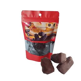 Marshmallow Bañados En Chocolate Bitter 70% Cacao 90gr - Sugaut