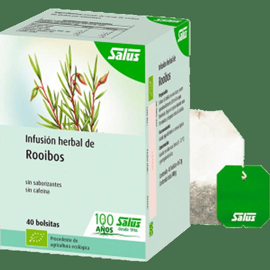 Rooibos Infusión herbal 40 bolsitas, Salus Floradix 80gr