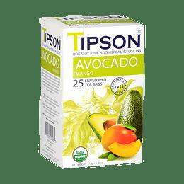Infusión Hojas de Palta y Mango TIPSON 25 bolsitas
