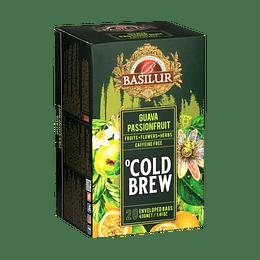 Infusión Cold Brew - Guayaba & Maracuyá 20 bolsitas