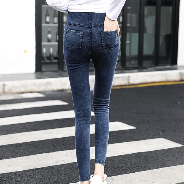 Jeans Mindy /con forro polar.