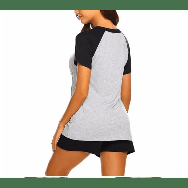 Pijama Estrella Black