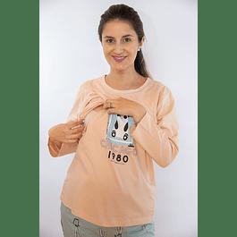 Pijama Loreto Lactancia & Embarazo