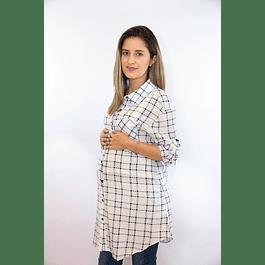 Blusa de Lactancia Ana Luisa