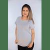 Polera Embarazo & Lactancia Gloria Gris