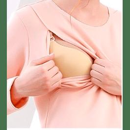 Pijama Cote invierno Lactancia & Embarazo