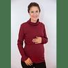 Sweater Beatriz Lactancia y Embarazo Burdeo