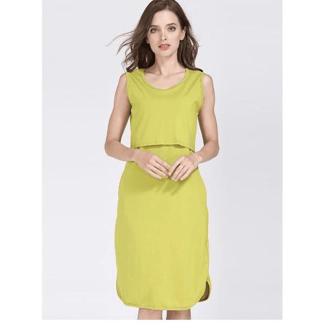 Vestido Victoria Verde