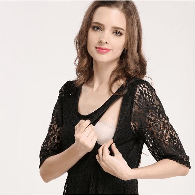 Vestidos María José Black