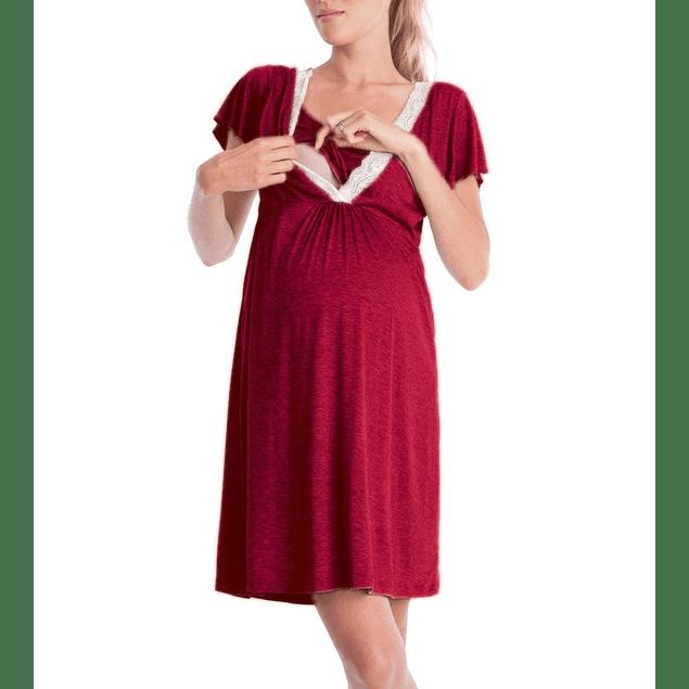 Pijama Angel Red