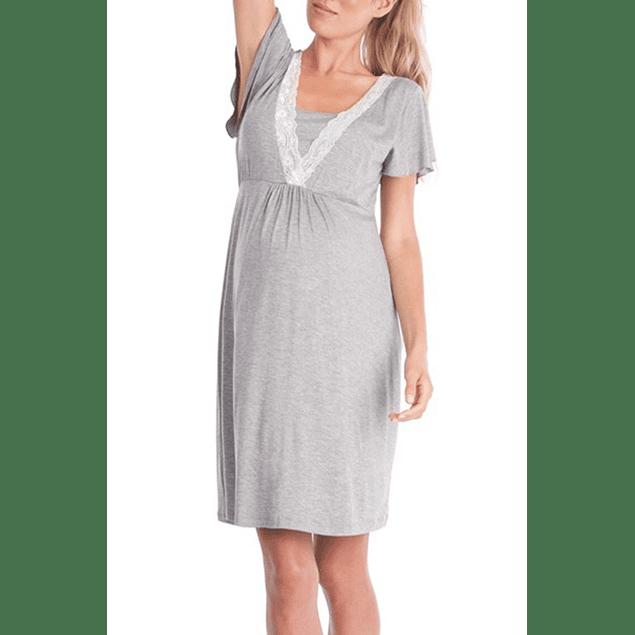 Pijama Angel Gris
