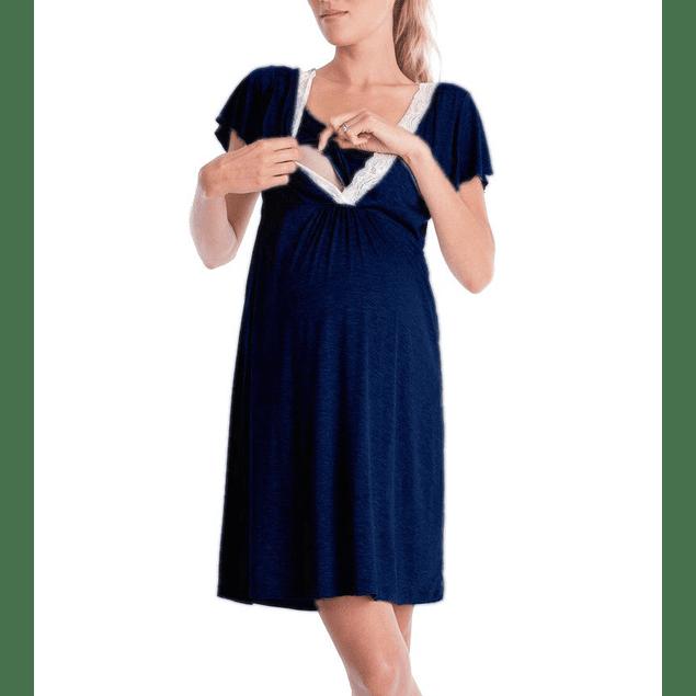 Pijama Angel Navy Blue
