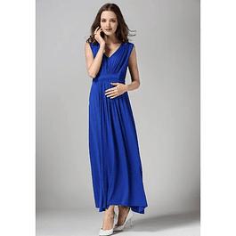Vestido Fiesta Lucia Blue