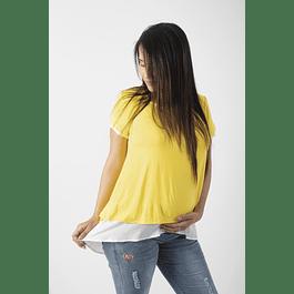 Polera Lactancia & Embarazo Francisca Sol