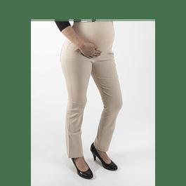 Pantalones  Embarazo Casual  Clara Ivory