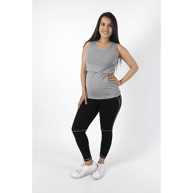 Polera Embarazo & Lactancia Fran