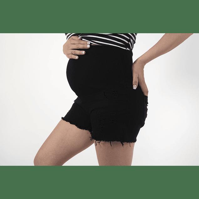 Short Luna Black