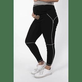 Pantalones Camila Black