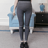Calzas Camila Dark Gray