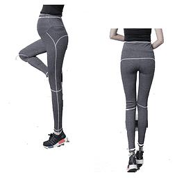 Pantalones Camila Dark Gray