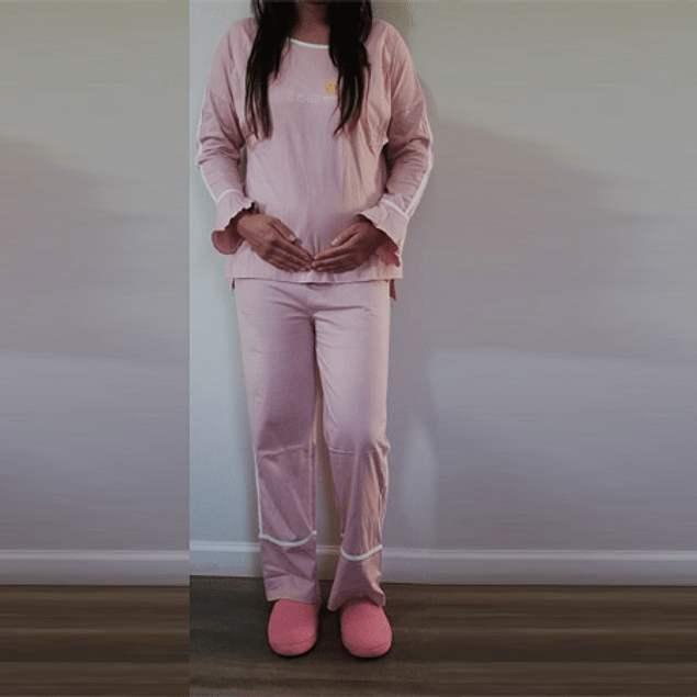 Pijama Laura Pink