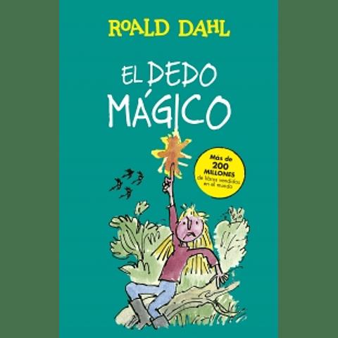 El dedo mágico ( Roald Dahl)