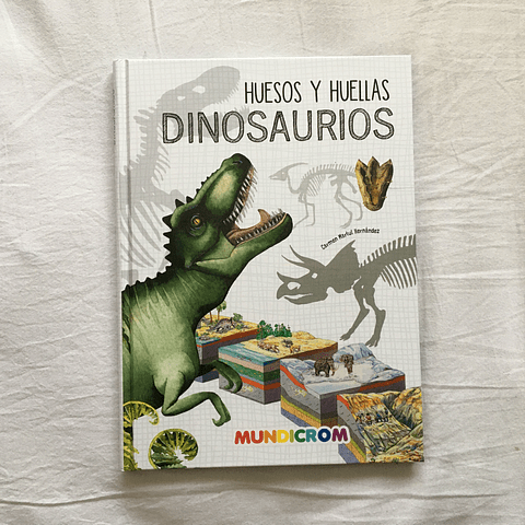Dinosaurios. Huesos Y Huellas