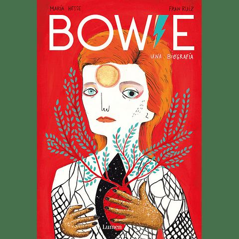 Bowie. Una biografía (María Hesse)