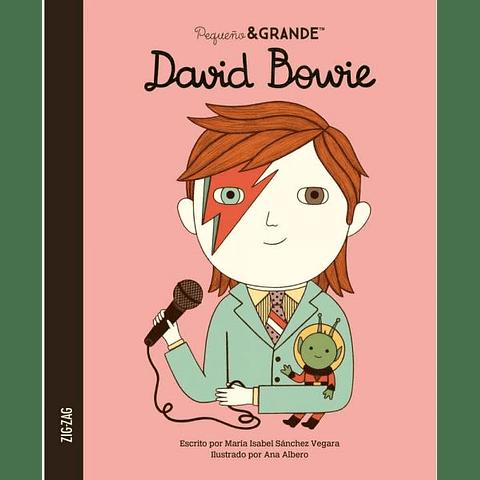 Pequeño y Grande: David Bowie (María Isabel Sánchez Vegara)