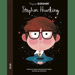Pequeño y Grande: Stephen Hawking (María Isabel Sánchez Vegara)