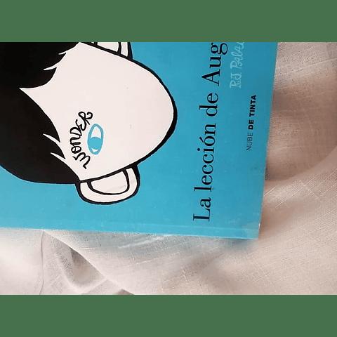 La lección de August (R.J Palacio)