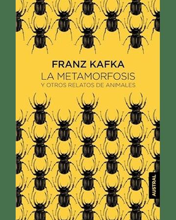 Metamorfosis y otros relatos de animales (Franz Kafka)