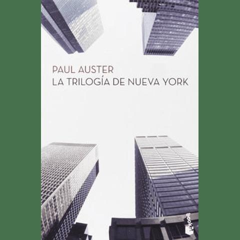 La Trilogia de Nueva York (Paul Auster)