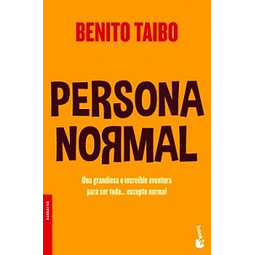 Persona normal (Benito Taibo)