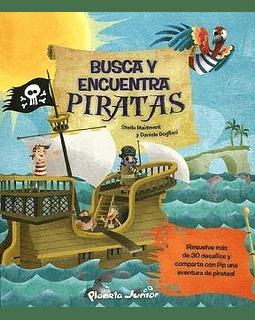 Busca y encuentra: Piratas