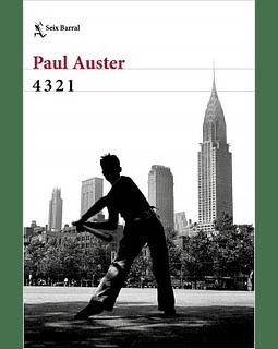 4 3 2 1 (Paul Auster)