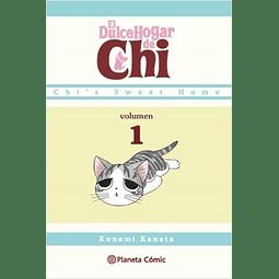 Dulce hogar de Chi nº 01 (Konami Kanata)