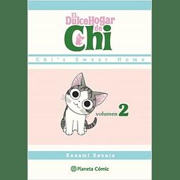 Dulce hogar de Chi nº 02 (Konami Kanata)