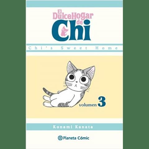 Dulce hogar de Chi nº 03 (Konami Kanata)