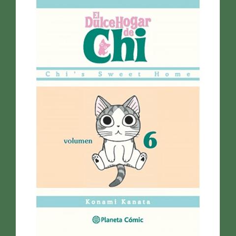 Dulce hogar de Chi nº 06 (Konami Kanata)