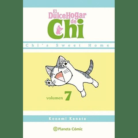 Dulce hogar de Chi nº 07 (Konami Kanata)