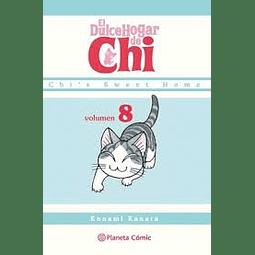 Dulce hogar de Chi nº 08 (Konami Kanata)