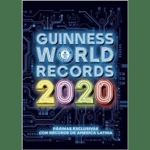 Guinness World Records 2020 (Ed. Latinoamérica)